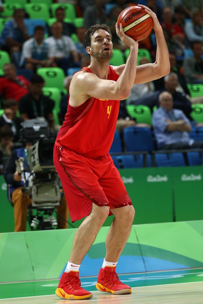 Pau Pau+Gasol+Basketball+Olympics+Day+2+FptVZU_t9lGx