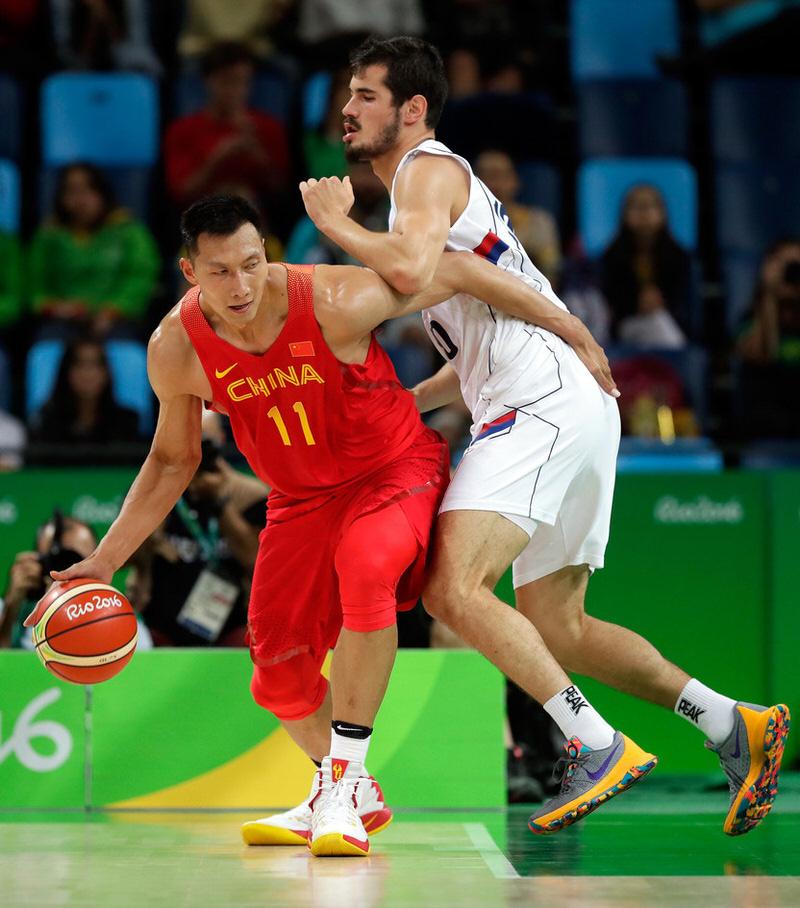 Yi Basketball+Olympics+Day+9+r3mlJoM6Cv8x