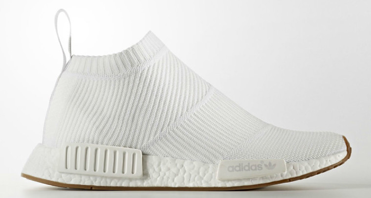 adidas NMD City Sock White/Gum