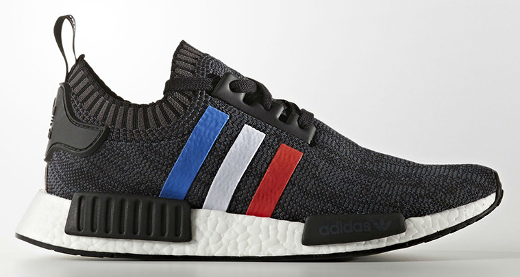 patriotic striping debuts on adidas nmd nice kicks. Black Bedroom Furniture Sets. Home Design Ideas