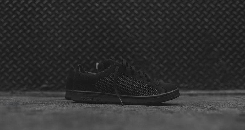 adidas Stan Smith Primeknit Blackout
