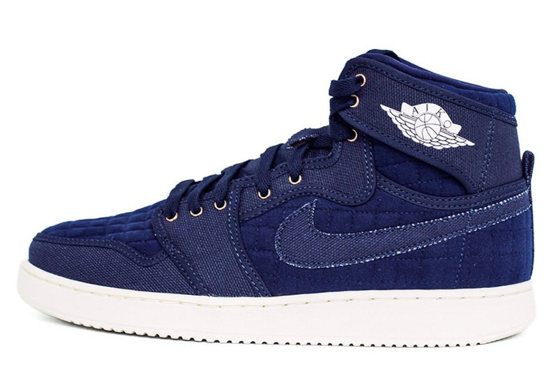 Air Jordan 1 KO Quilted Blue