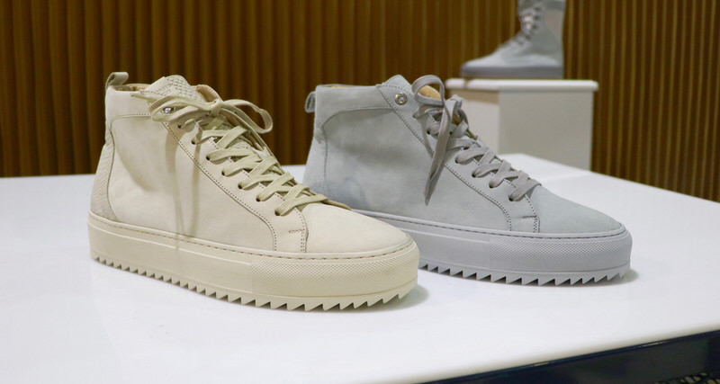 Agenda Report // Android Homme Alfa Mid Makes Moves in Tonal Takes
