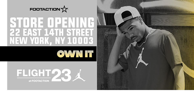 Flight 23 Powered by Footaction