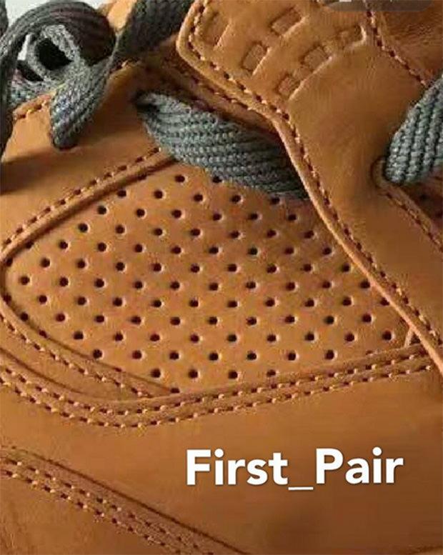 """Air Jordan 4 """"Wheat"""""""