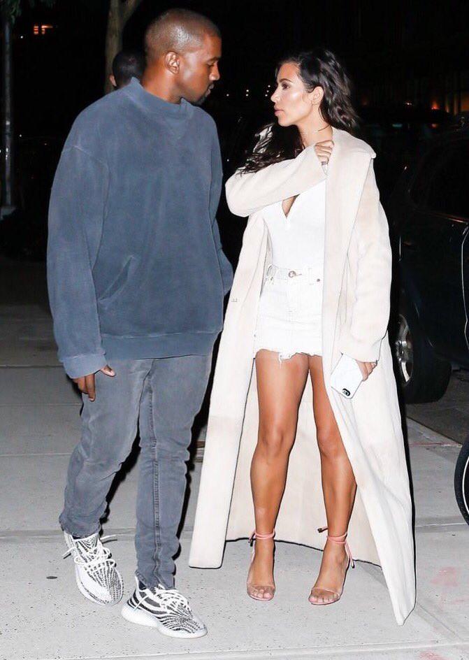 Kanye West Debuts New adidas Yeezy