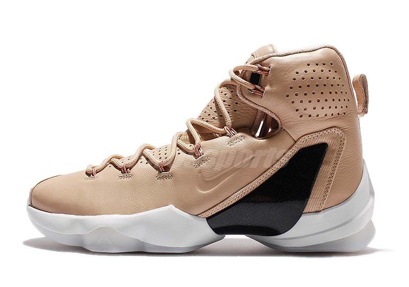 Nike LeBron 13 Elite Vachetta Tan