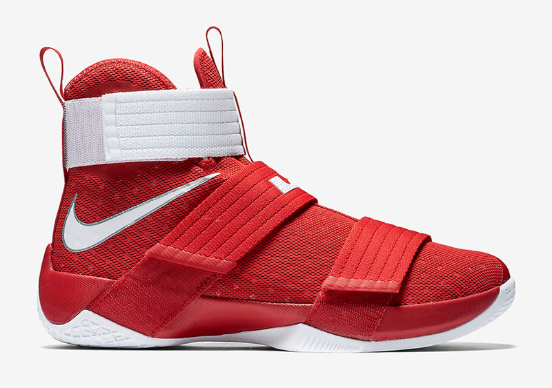 Nike LeBron Soldier 10 Debuts in Ohio
