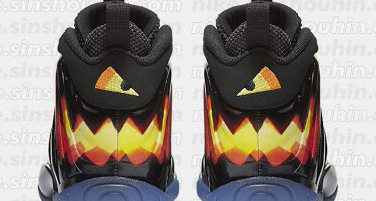 Nike Air Foamposite One Halloween