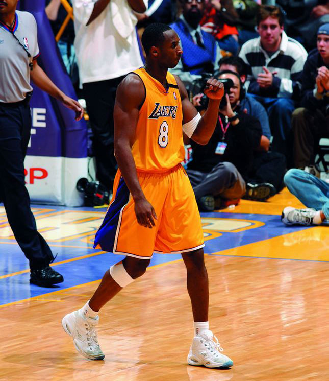 2002 Kobe Question