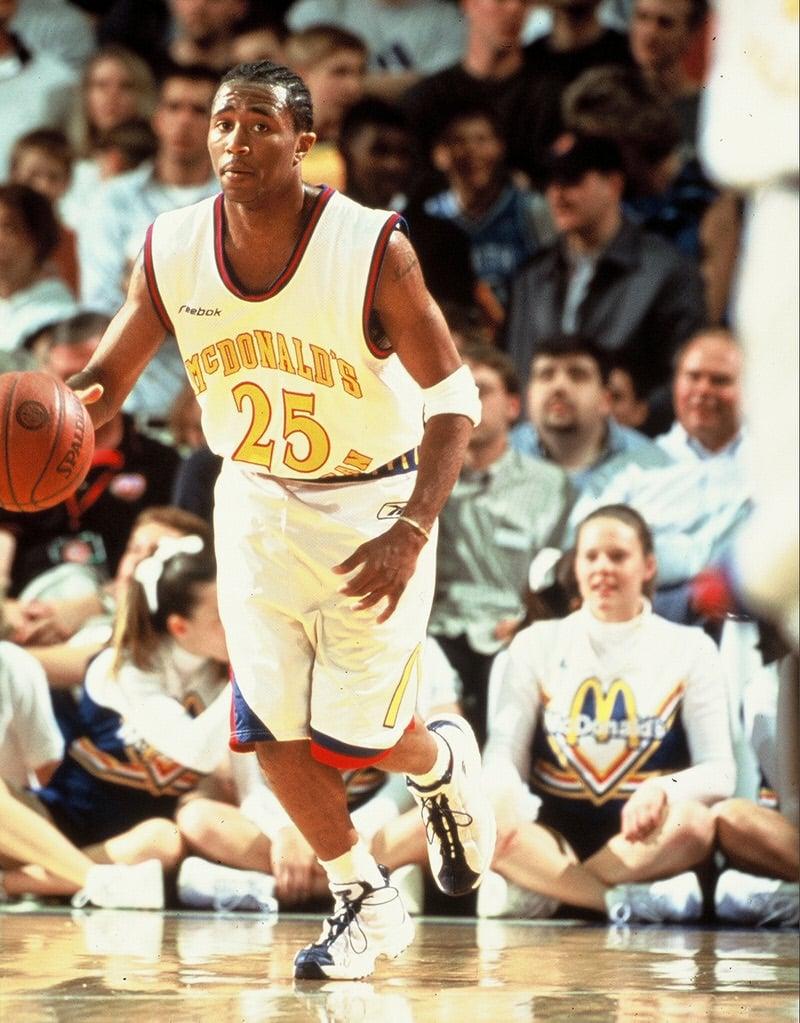 2002 Mo Williams I3 Playoff