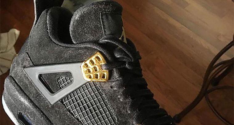 Air Jordan 4 BlackGold Glow  Preview  Nice Kicks