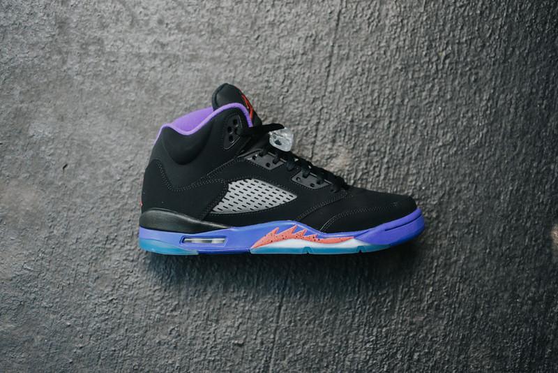 Air Jordan 5 Raptors
