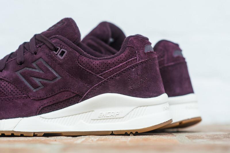 new balance burgundy