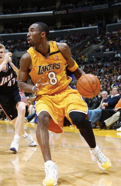 Kobe Yellow Question