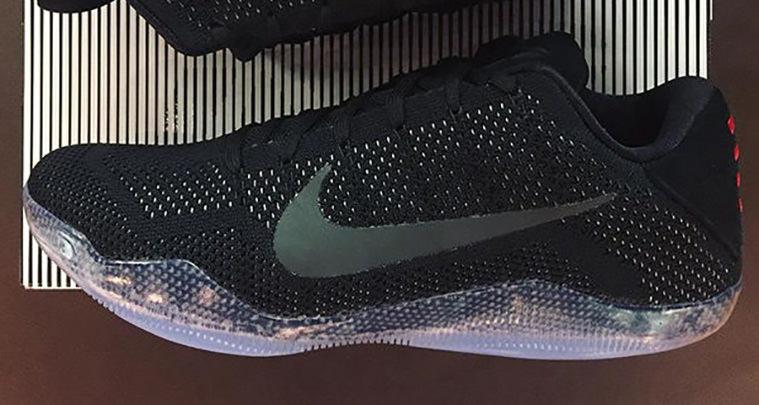 huge selection of aecf9 57986 ... Black Space Nike Kobe 11 ...