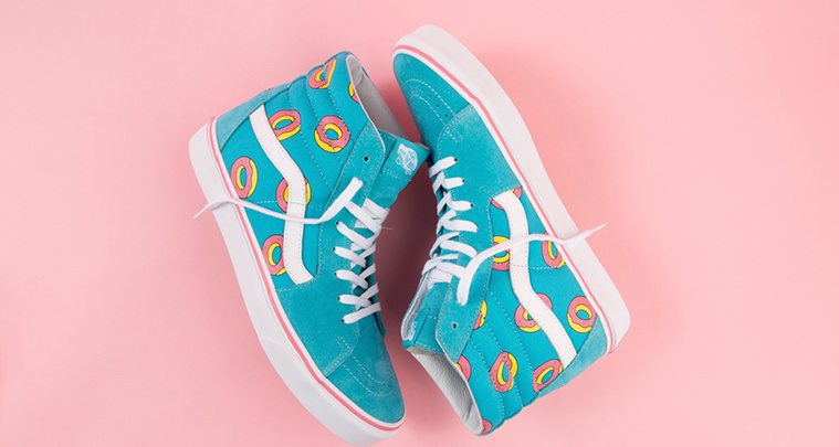 Odd Future x Vans Donuts Collection