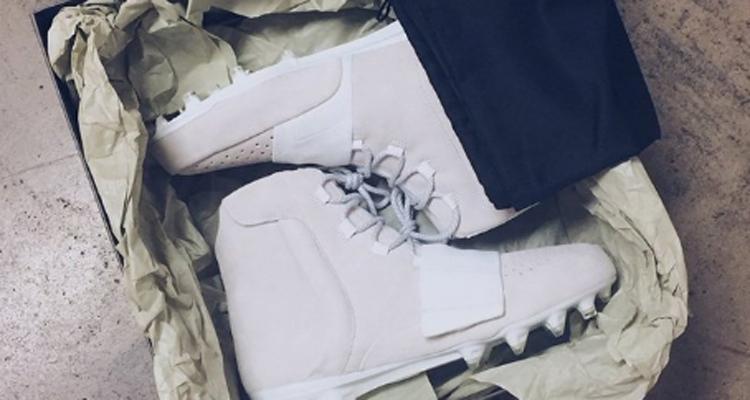 First Look // adidas Yeezy Boost 750 Cleat for Von Miller