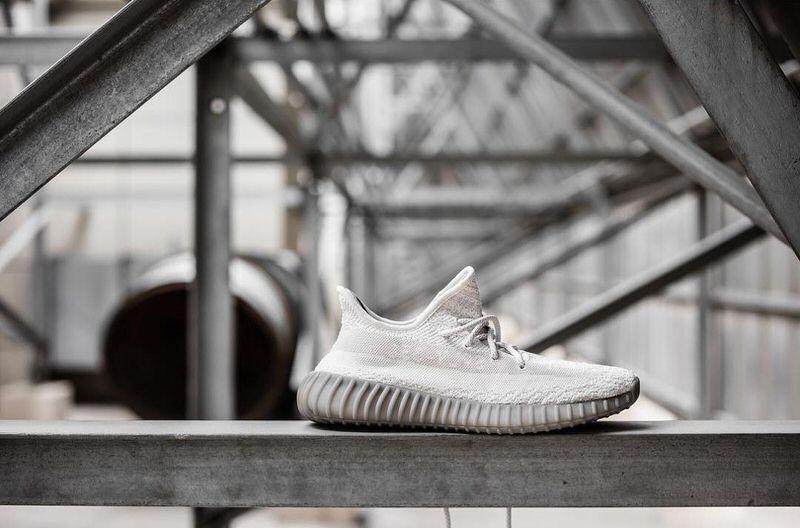 adidas Yeezy Boost 350 V2 Grey/White