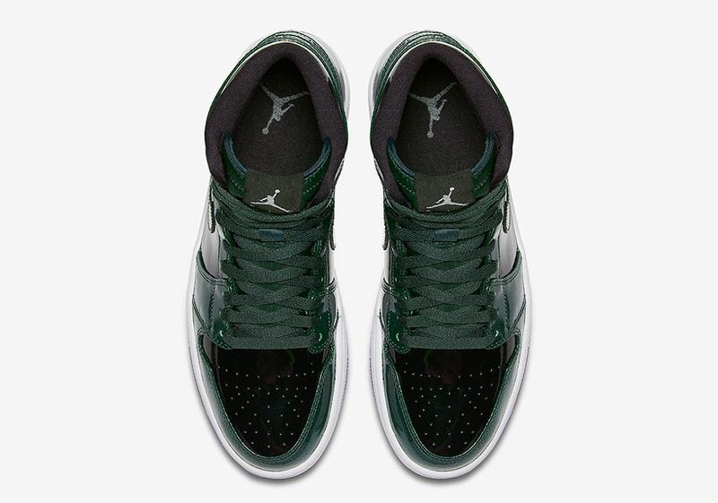 Air Jordan 1 High Grove Green