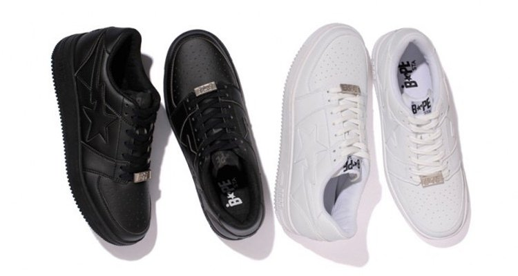 A Bathing Ape Is Dropping Two Clean Bapestas