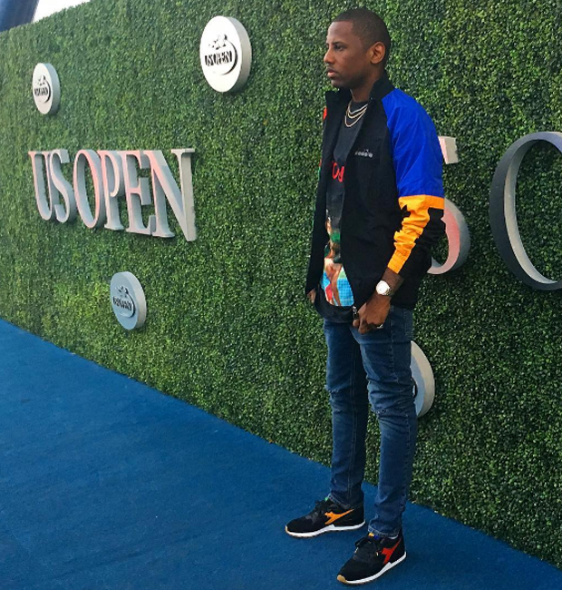 Fabolous in the Packer Shoes x Diadora Intrepid