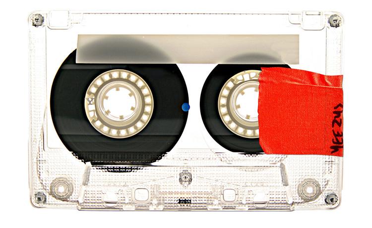 YEEZUS Cassette
