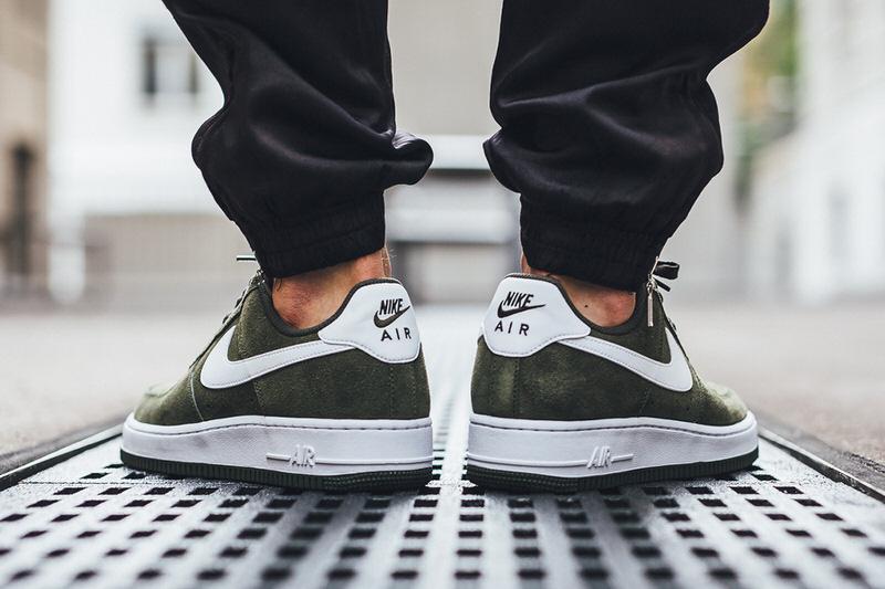 Nike Air Force 1 Low Cargo Khaki