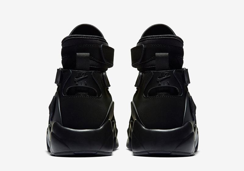 Nike Air Unlimited Triple Black
