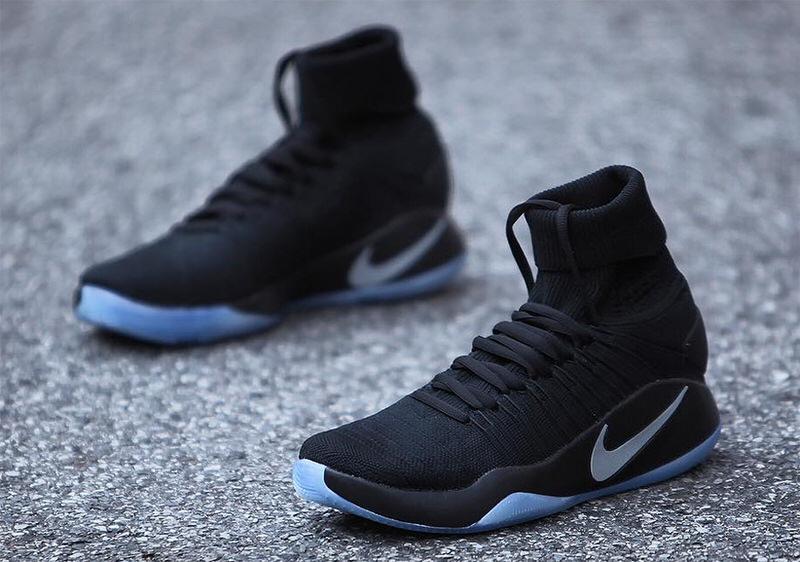 Nike Hyperdunk 2016 Elite Triple Black