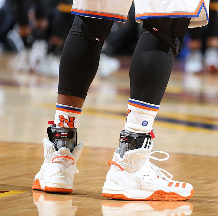 Derrick Rose in the adidas D Rose 7