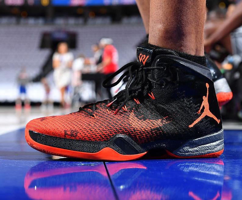 The Best Kicks On Court Worn Around The NBA | 10.26.16 ...