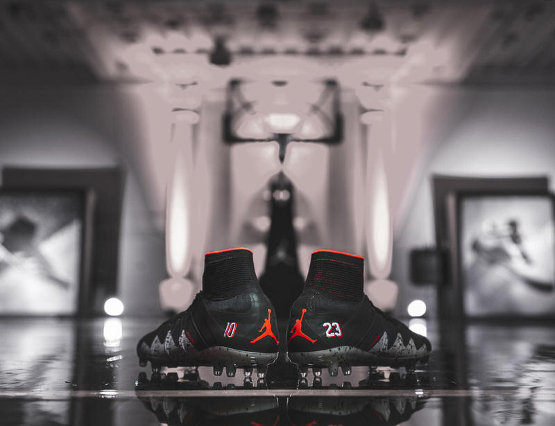 Neymar And Jordan Brand Expand Partnership With New Hypervenom Nice Kicks