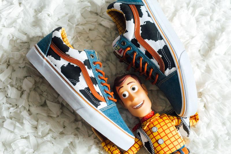 Toy Story Vans Woody