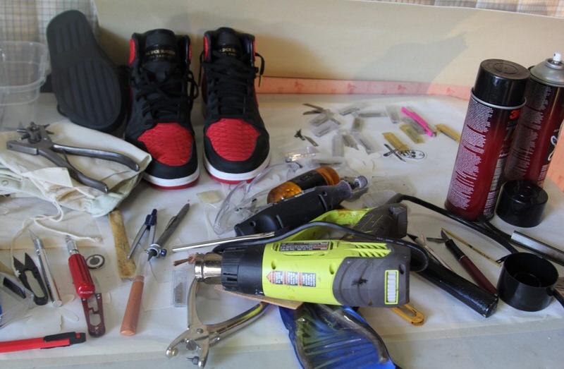 The Surgeon's tools