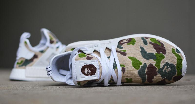 W ADIDAS NMD XR 1 PK 'BURGUNDY': Sneaker Steal