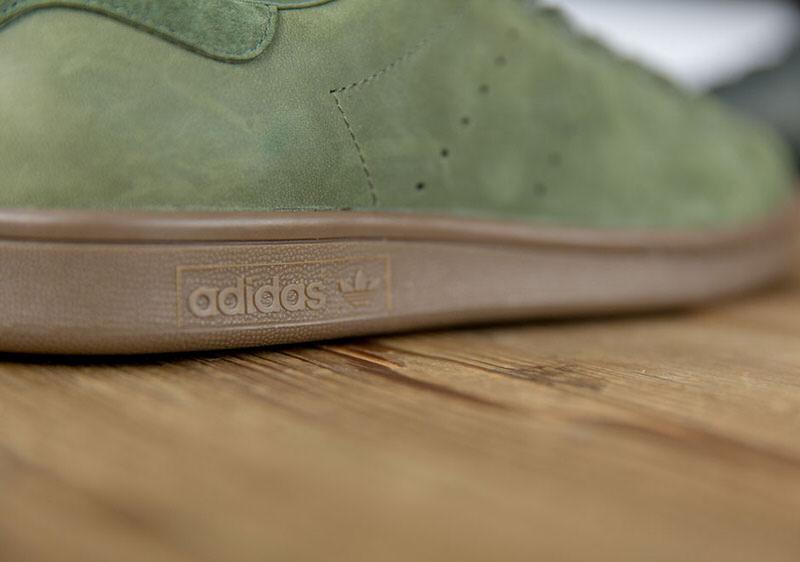 adidas stan smith groen