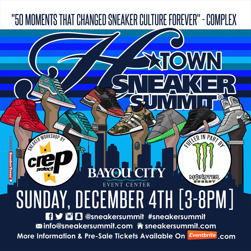 H-Town Sneaker Summit Holiday 16