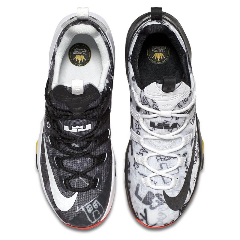 "Nike LeBron 13 Low ""LeBron James Foundation"""