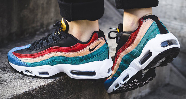 Air Max 95 Multiples Coloris 16 Juillet 2018