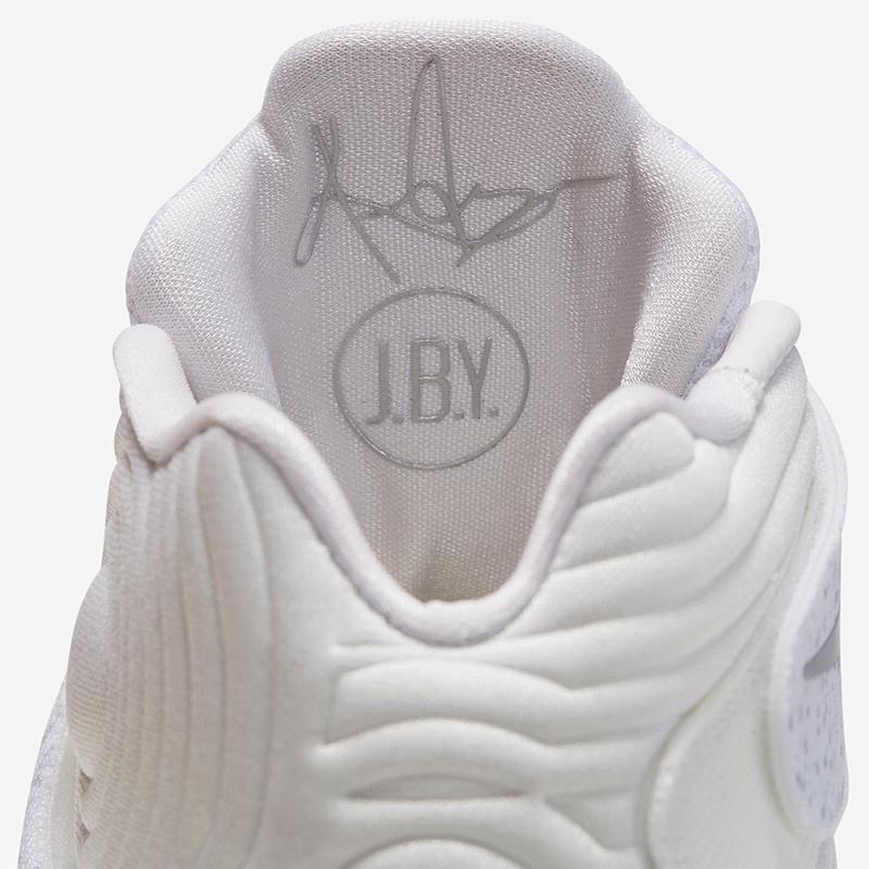 Nike Kyrie 2 White/Metallic Silver