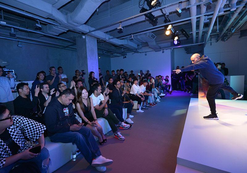 Nike MAG Hong Kong Auction