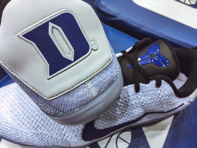 Duke Blue Devils Get Nike Kobe 11 Elite