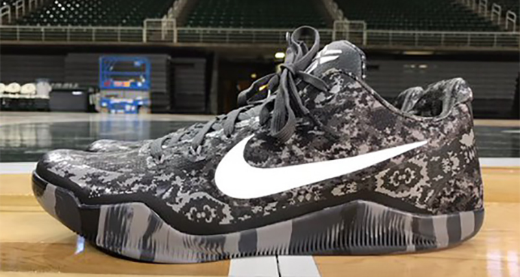 "Nike Kobe 11 ""Michigan State"" PE"