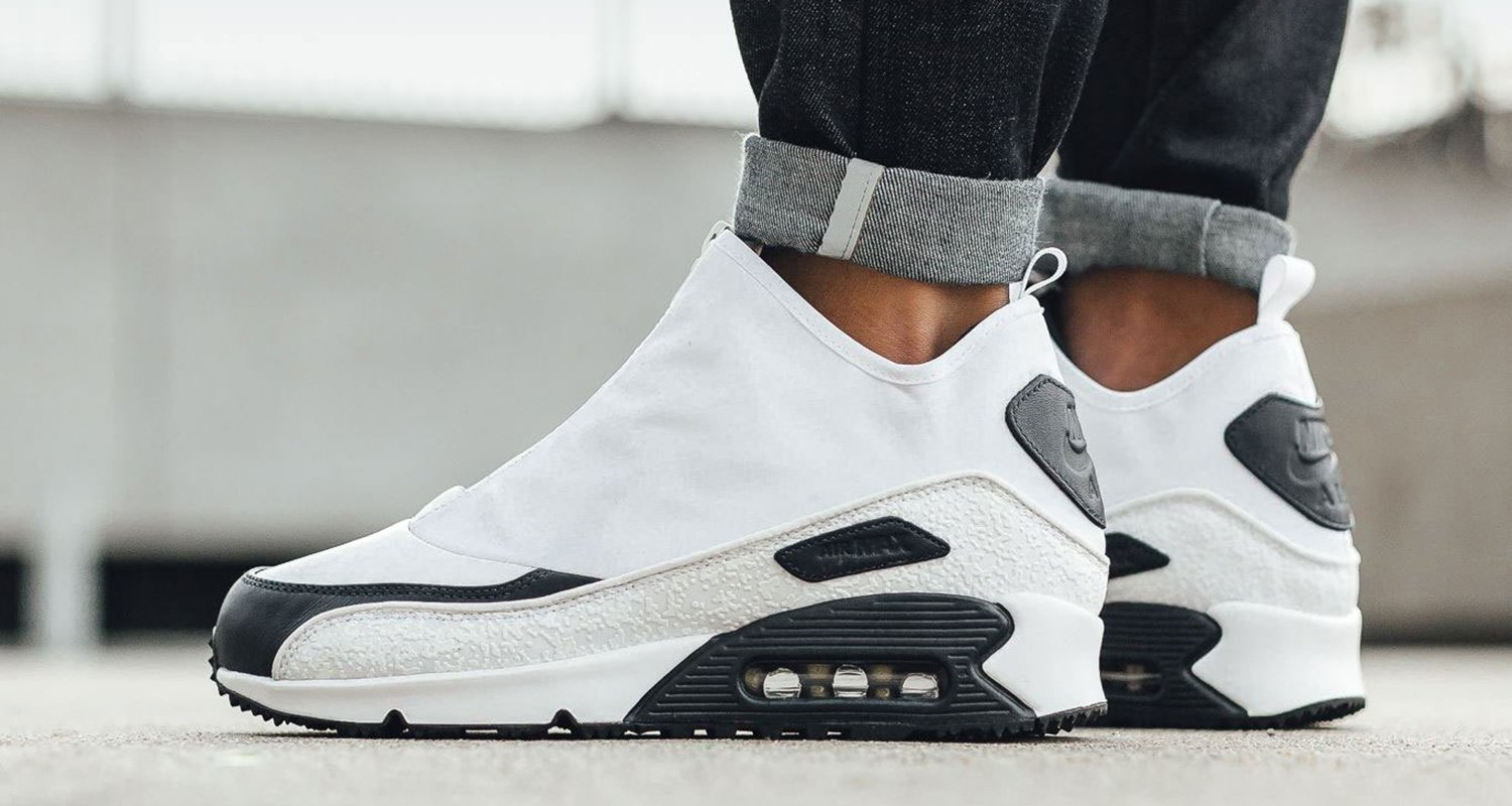 Nike Air Max 90 Utility White Black Available Now Nice Kicks