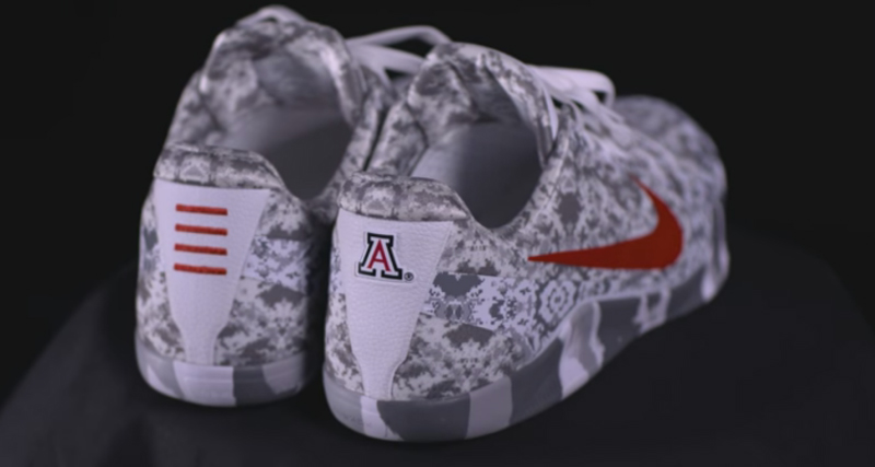 Nike Kobe 11 Arizona PE