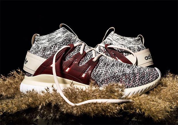 Adidas Tubular Nova Primeknit Bordeaux