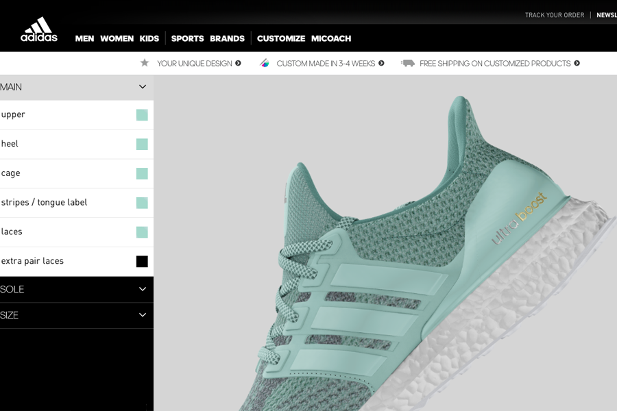 I Designed My Own Ultra Boost on mi adidas and You Can Too | Nice Kicks