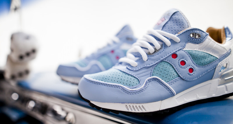 """Extra Butter x Saucony Shadow 5000 """"EBFTP"""""""