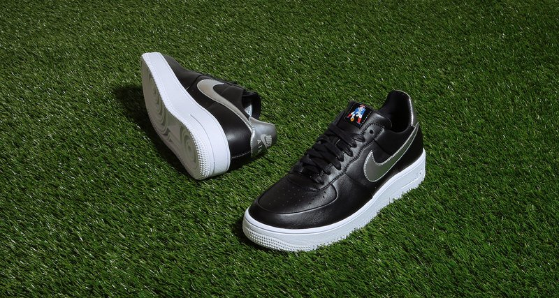 Patriots Nike Air Force One 2016 Model Aviation